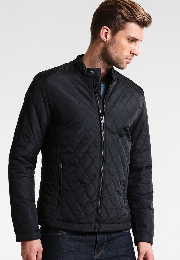 Pier One - Übergangsjacke - black