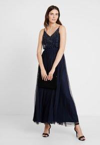Lace & Beads - KEEVA MARIKO - Occasion wear - navy - 2