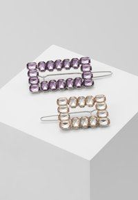 LIARS & LOVERS - RECTANGLE 2 PACK - Haaraccessoire - lilac - 0
