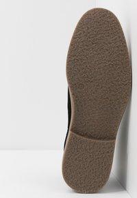 Blend - FOOTWEAR - Kotníkové boty - black - 4