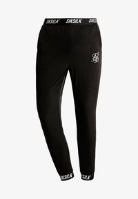 SIKSILK - PERSUIT PANT - Tracksuit bottoms - black - 3