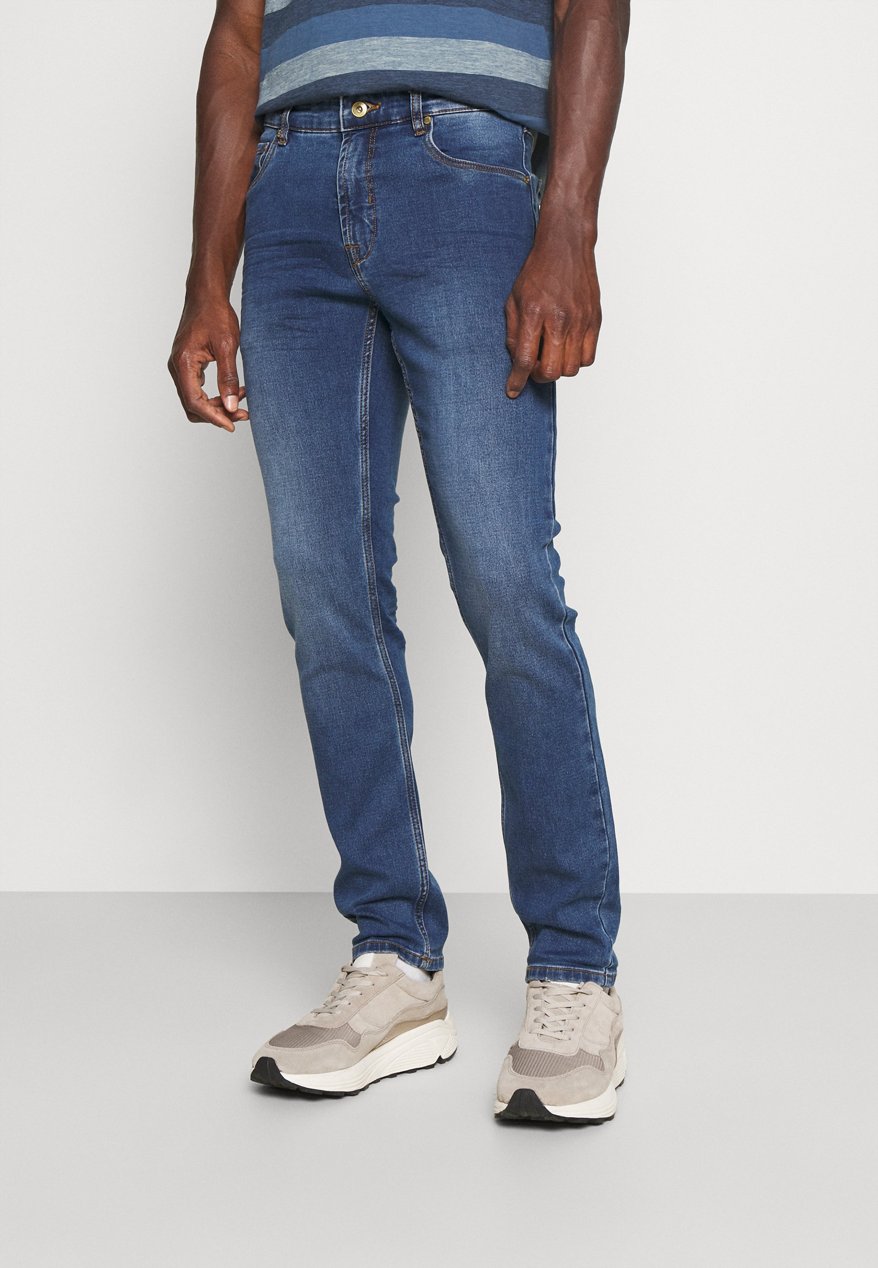 Uomo TULIO JOY HYBRID - Jeans a sigaretta