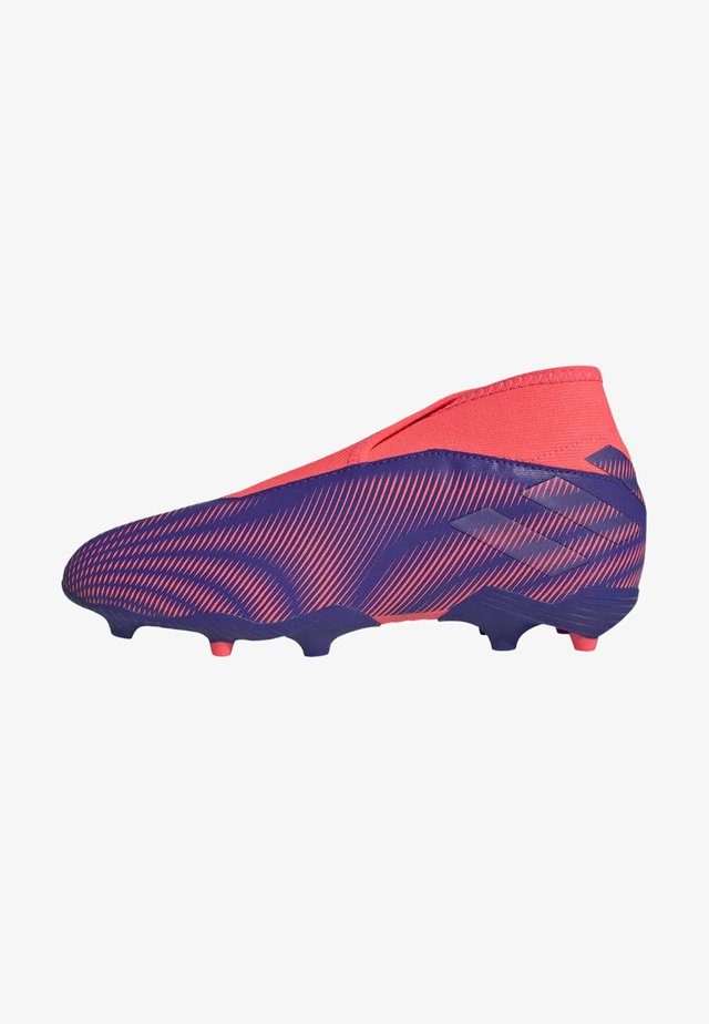 NEMEZIZ FOOTBALL BOOTS FIRM GROUND - Korki Lanki - eneink/eneink/sigpnk