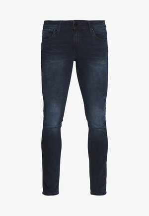 JJILIAM JJORIGINAL  - Džíny Slim Fit - blue denim