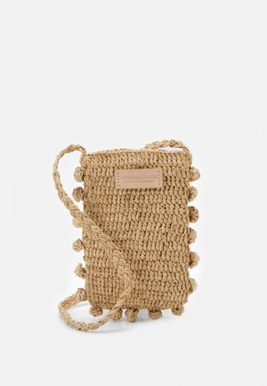 IPHONE CASE - Across body bag - naturel