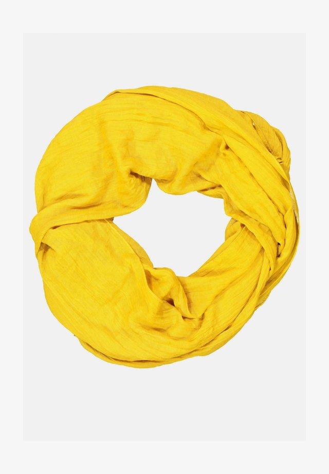 Sjaal - amber-gelb