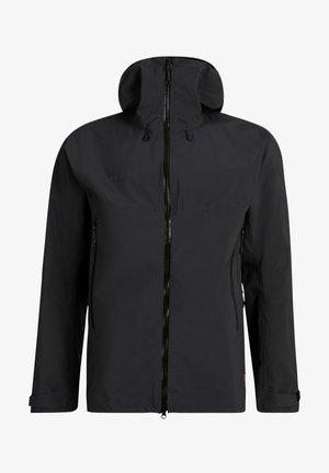 CRATER PRO - Waterproof jacket - black