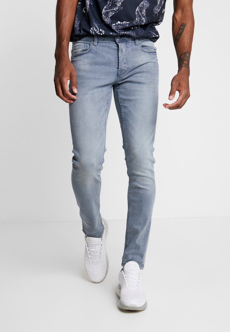 Only & Sons - ONSLOOM  - Slim fit jeans - grey denim