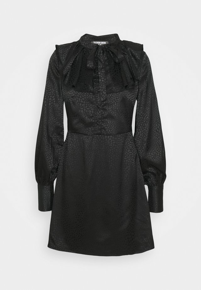 AVON - Shirt dress - black