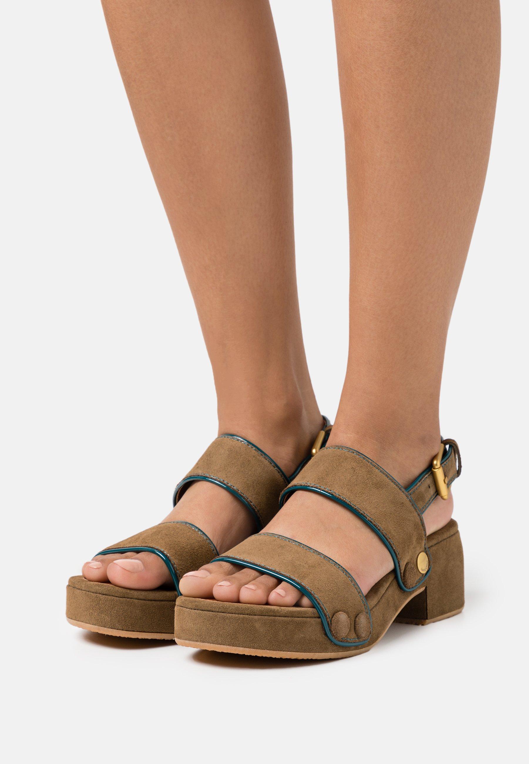 Women GALY - Platform sandals