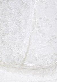 MAMALICIOUS - MLSENIA LACE BRA - Triangle bra - snow white - 2