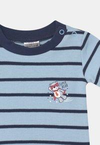 Jacky Baby - BOYS 2 PACK - Triko spotiskem - blue/dark blue - 3