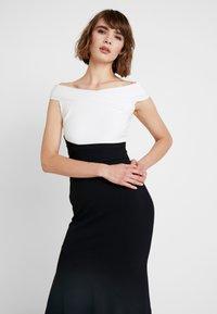 Sista Glam - ELISE - Společenské šaty - monochrome - 3