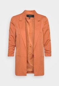 VMCHIC LOOSE - Short coat - auburn