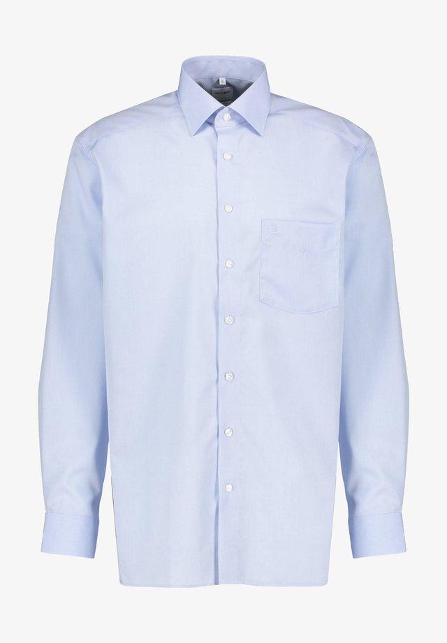 COMFORT FIT - Overhemd - bleu