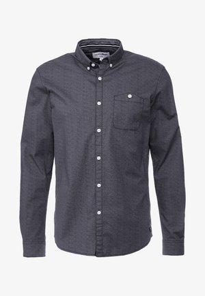 ALLOVER PRINTED STRETCH  - Skjorte - navy blue