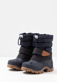 Lurchi - FINN - Winter boots - navy - 3