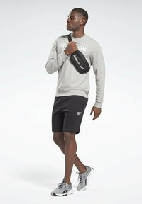 Reebok - SHORT - Sportovní kraťasy - black - 1