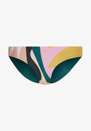 INTO THE ABYSS GOOD HIP - Bikini bottoms - multico