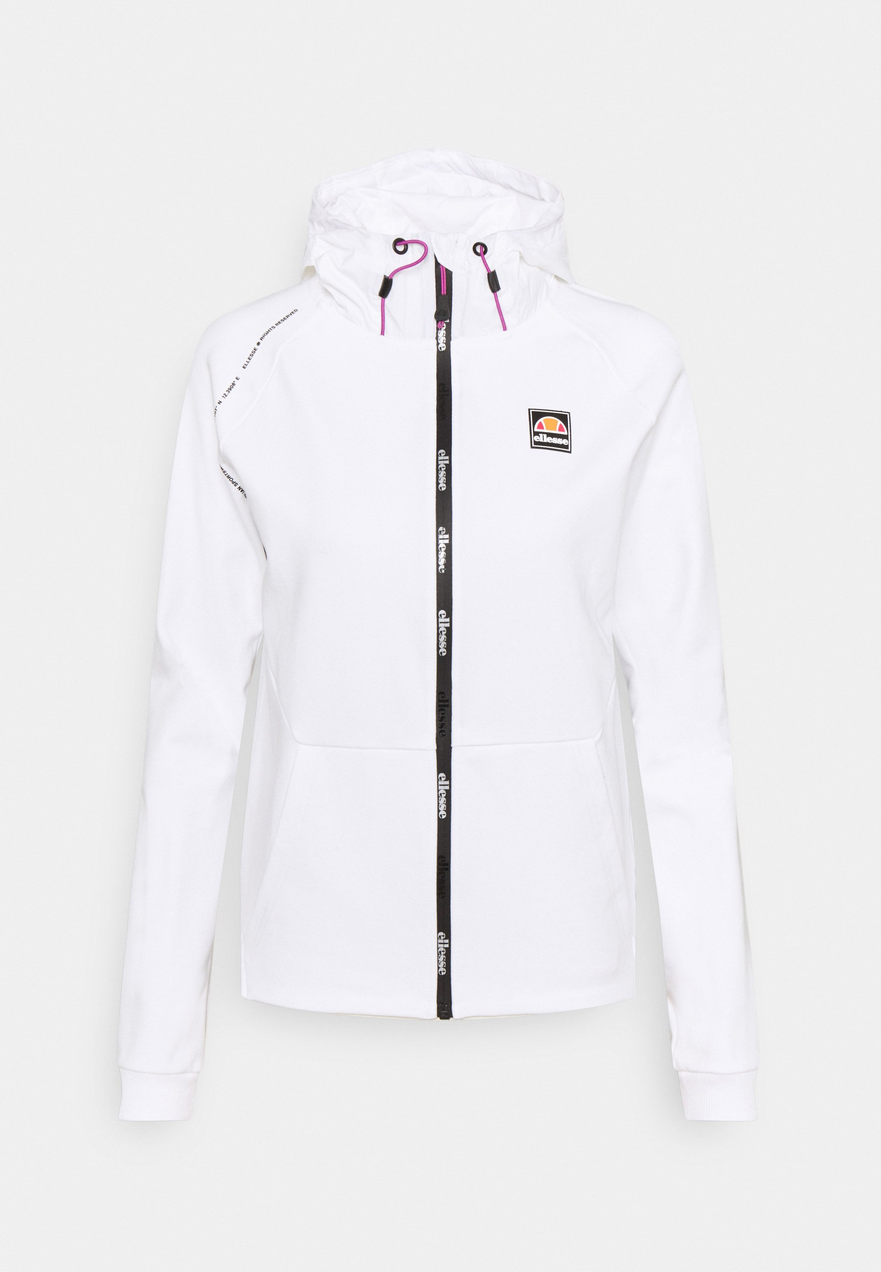 Women MANEA HOODY - Zip-up sweatshirt