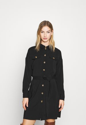 VMCOCO DRESS  - Shirt dress - black