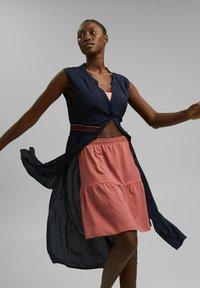 Esprit - A-line skirt - blush - 4