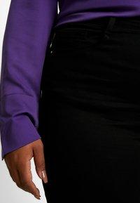 Dorothy Perkins Curve - SHAPE AND LIFT - Skinny džíny - black - 3