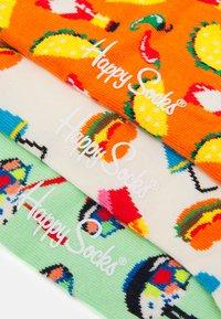 Happy Socks - FOOD LOVER SOCKS GIFT SET 3 PACK - Socks - multi - 2