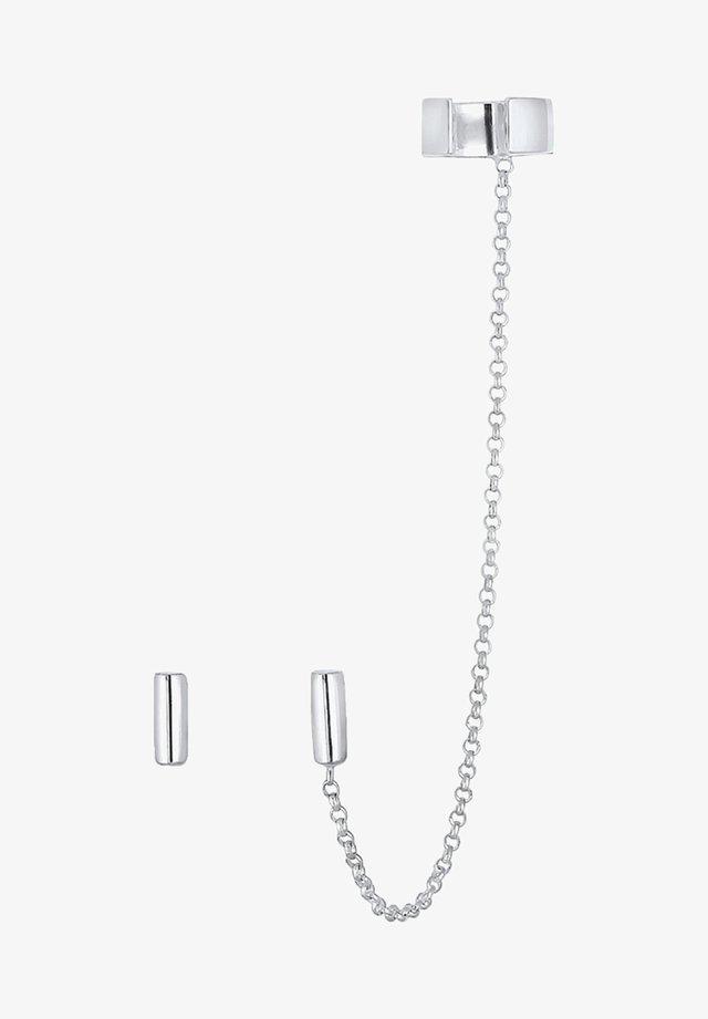 EARCUFF  - Øreringe - silver-coloured