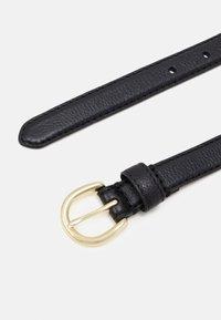Zign - LEATHER - Belt - black - 1