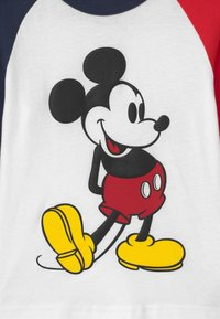 Levi's® - MICKEY MOUSE RAGLAN UNISEX - Long sleeved top - white - 2