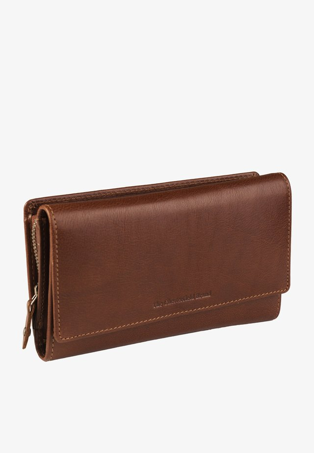 RFID - Wallet - cognac