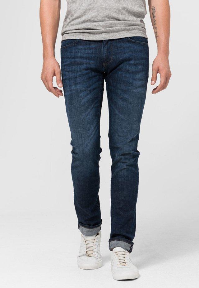 STEPHEN - Slim fit jeans - denim blue
