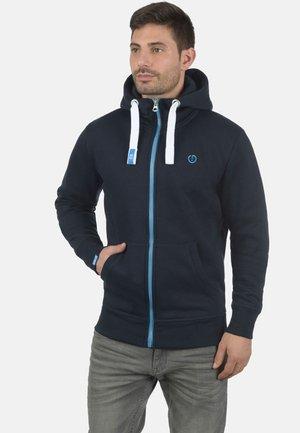 BENN  - Zip-up hoodie - blue