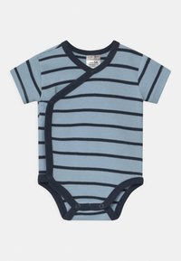 Jacky Baby - KURZARM BOYS 2 PACK - Body - blue/white - 2