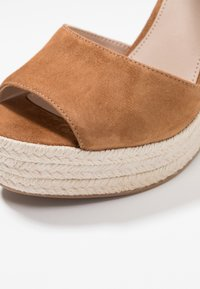 ALDO - YBELANI - High heeled sandals - light brown - 2