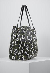 By Malene Birger - LEO TOTE - Shopping bag - ultramarine - 3