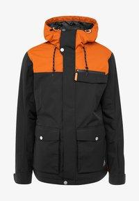 Wearcolour - ROAM JACKET - Snowboardjakke - black - 6