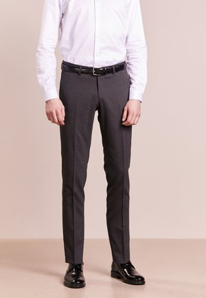 GORDON - Suit trousers - grey