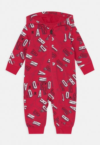 JORDAN AIR COVERALL UNISEX - Tracksuit - very berry