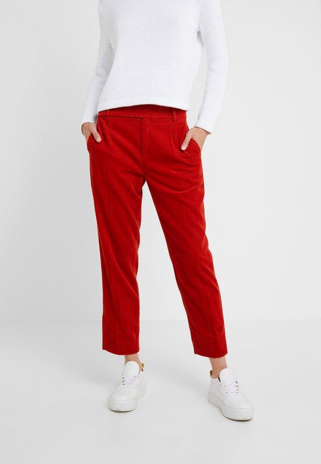 BEGIN - Trousers - copper