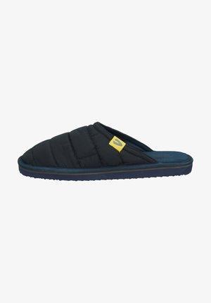 FOSS - Slippers - dk navy blue