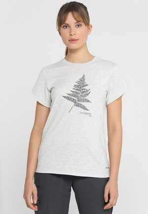 SWAKOPMUND - Print T-shirt - white