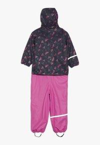 CeLaVi - RAINWEAR SET - Kalhoty do deště - real pink - 1