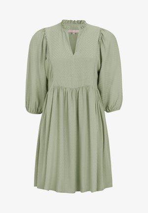 Day dress - elm