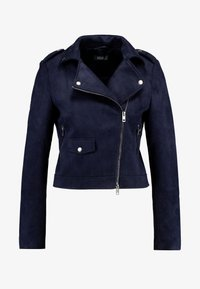 KIOMI - Faux leather jacket - dark blue - 4