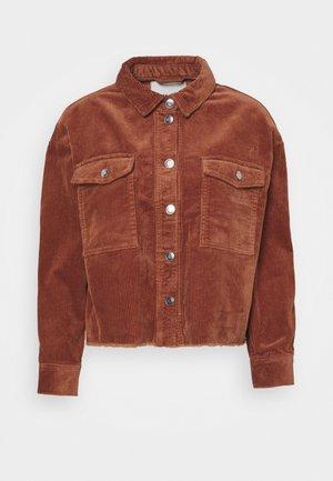 ONLMARINA BITTEN LIFE - Lehká bunda - rustic brown