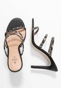 Call it Spring - ULILA - Heeled mules - black - 3