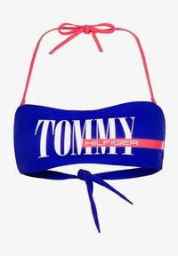 Tommy Hilfiger - Bikini top - electric blue - 0