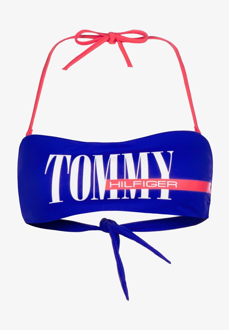 Tommy Hilfiger - Bikini top - electric blue